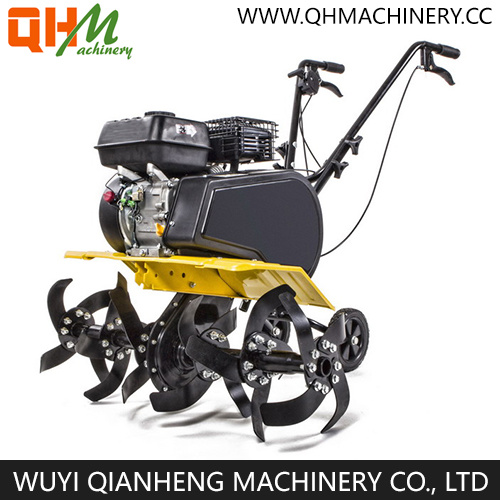 196cc Gasoline Power Tiller Cultivator 6.5HP
