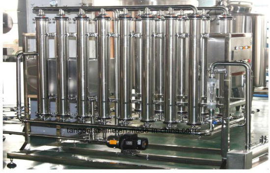 Full Pet Bottle Water Production Line for Small Bottling Water Factory pictures & photos