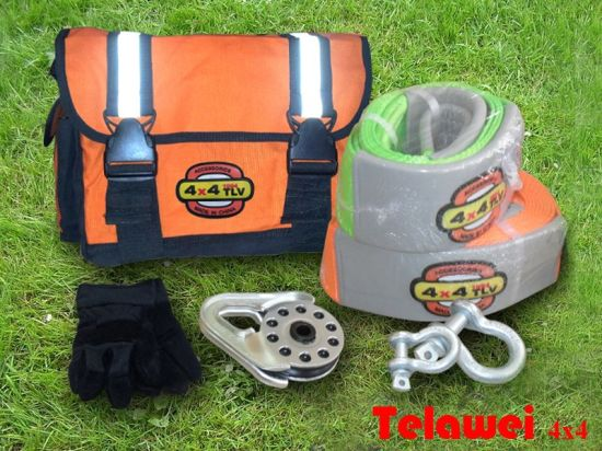 High-Quality Portable Carry Bag for off-Roading Using pictures & photos