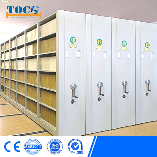 Certified Customized Heavy Duty Archive Shelving for Files pictures & photos