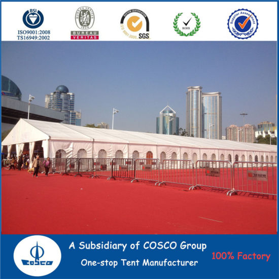 Cosco Design Big Exhibition Marquee Window Tent pictures & photos