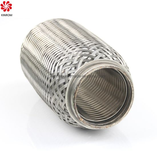 Exhaust Flexible Pipe/Exhaust Joints China Manufacturer pictures & photos