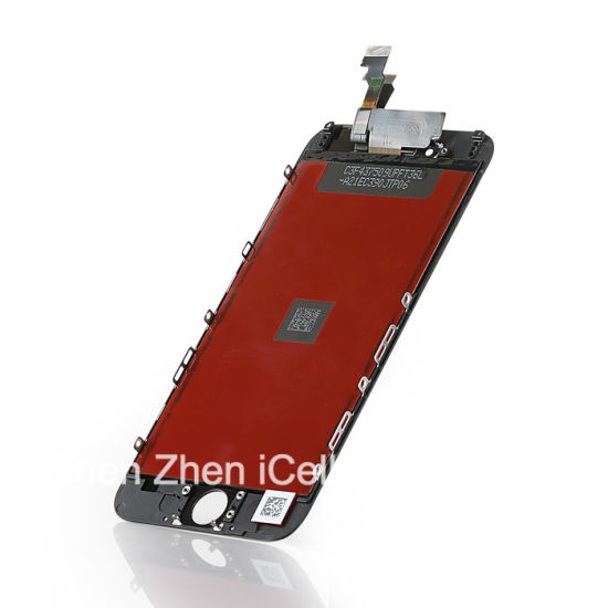 High Quality Mobile Phone LCD Touch Screen for iPhone 6-AAA Black Factory Price pictures & photos