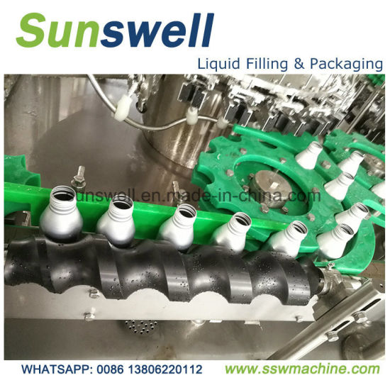 Aluminum Bottle Filling Line pictures & photos