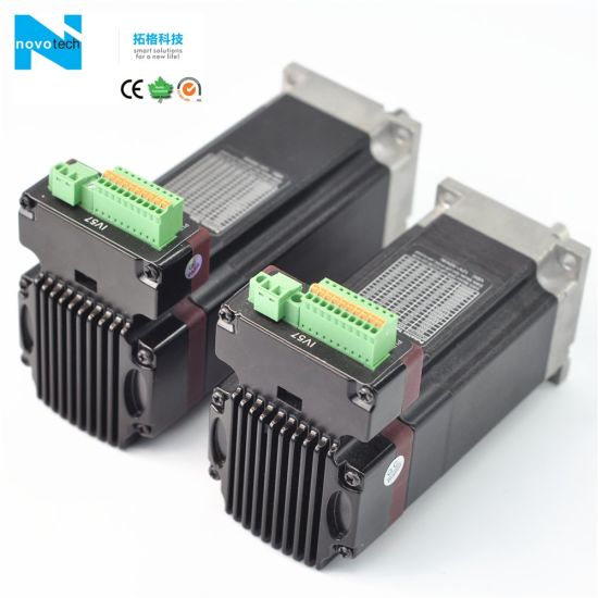 Brushless Servo Motor & Driver Composite Machine pictures & photos
