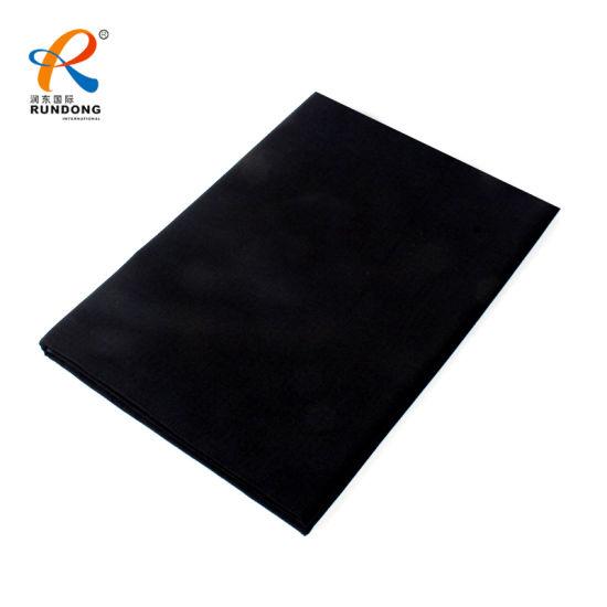 Polyester Cotton Carbon Thin Twill Petro Uniform Antistatic Fabric