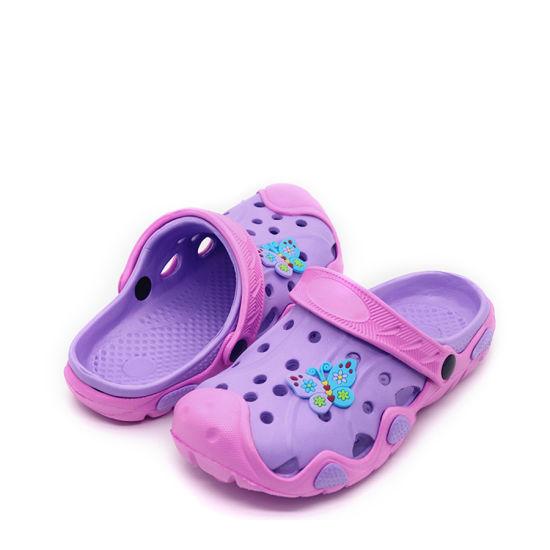 Anti Slip Children Holeys Rubber Shoes Garden Clog