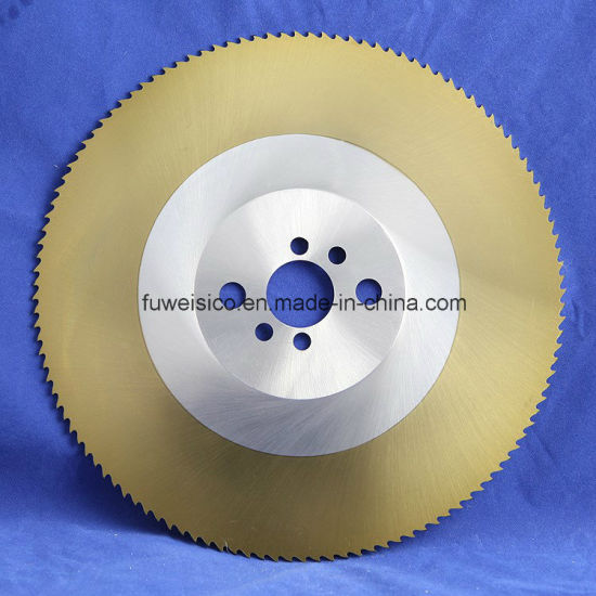 315X2.0X32mm HSS M2 Circualr Saw Blade for Metal Tube Cutting. pictures & photos