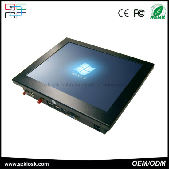 10.4 Inch Industrial Panel PC for Industrial Use
