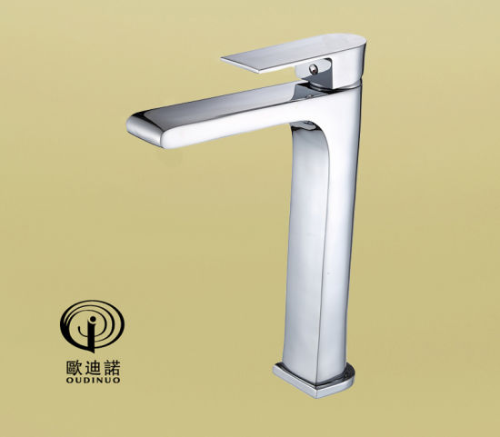 Single Lever Basin Faucet&Mixer with Chrome Finishing 70041-1