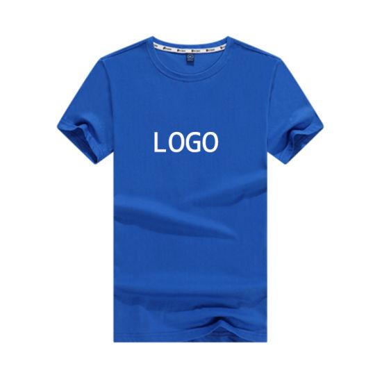 Healong Sportswear Fashion Design Clothes T Shirt Wholesale Gym Apparel Custom Cotton Shirt Men T Shirt