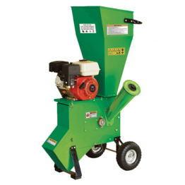 6.5HP Gasoline Chipper Shredder Wood Cutting Machine