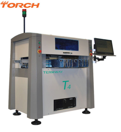 Full Automatic Precision SMD Pick N Palce Machine T4