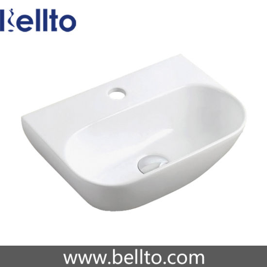 Ceramic Wall Hung bathroom sink basin (3601) pictures & photos