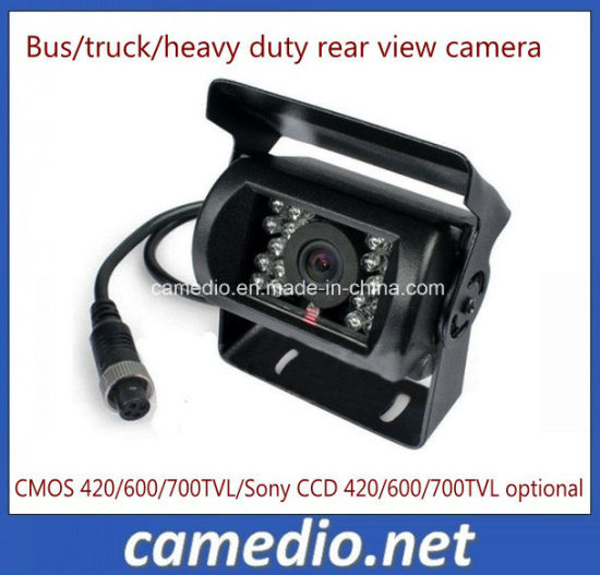 OEM Waterproof Sony CCD Bus CCTV Camera for 12/24V Vehicle Security Safety Car Camera pictures & photos