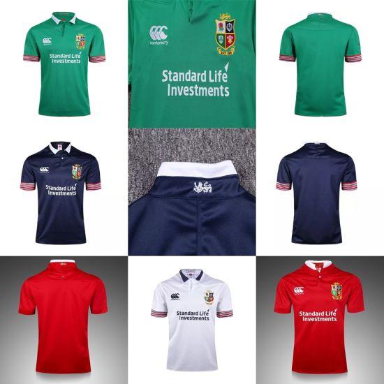 5f1c85113ea China 2018 New Thai Quality Ireland British Irish Lions Rugby ...