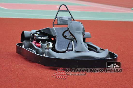 Karting 200cc 270cc Perimeter Bumper with Shock Absorbers