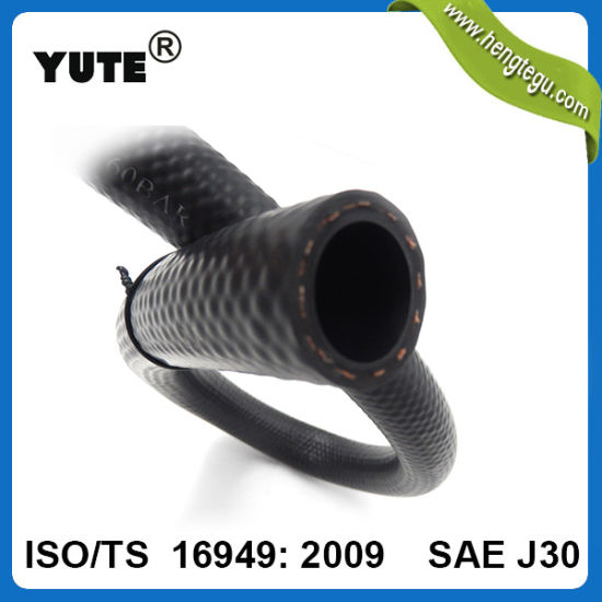 China High Pressure 3/4 Inch Rubber Double Walled Fuel Hose
