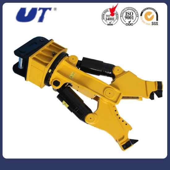 Mini Excavator Attachments Hydraulic Scissor pictures & photos