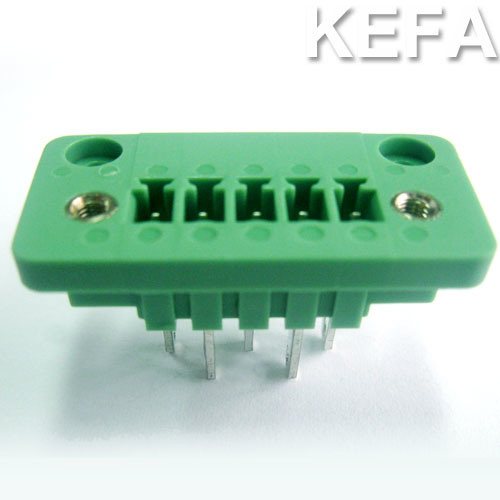 Plugable Terminal Block Kf2edgwb pictures & photos