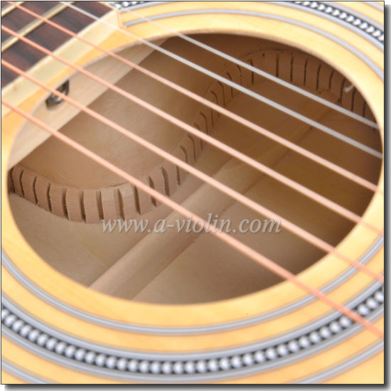 Beginner High Grade 41′′ Acoustic Guitar for Adult (AF29HC) pictures & photos