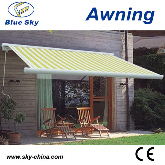 China High Quality Free Standing Retractable Awning B4100 China