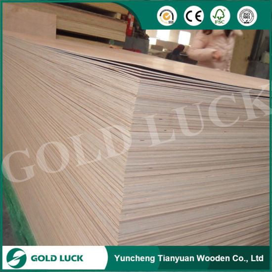 Marine Grade Commercial Plywood pictures & photos