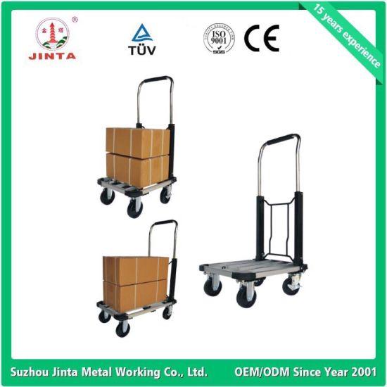 Passenger Foldable Hand Trolley (JT-EB-12S)