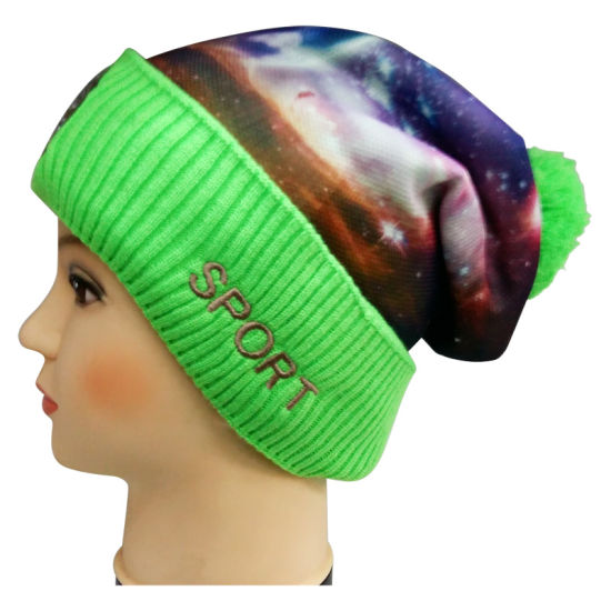 b41506de5f9a6 China Knitted Hat Winter Hat in Nice Color NTD1678 - China Knitted ...