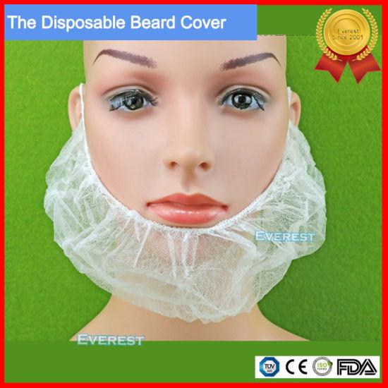 Non Woven Disposable Beard Mask