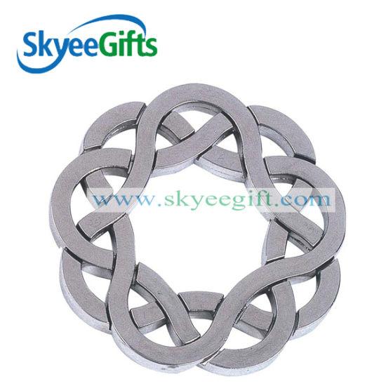 Promotional Gifts Custom Metal Military Lapel Pin Badge Coasters
