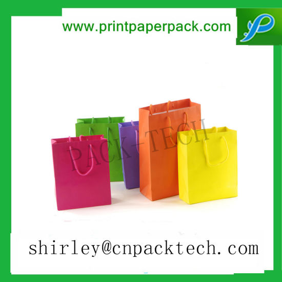 Superior Customized Simple Design Food/ Apparel/ Shoes Packing Bag
