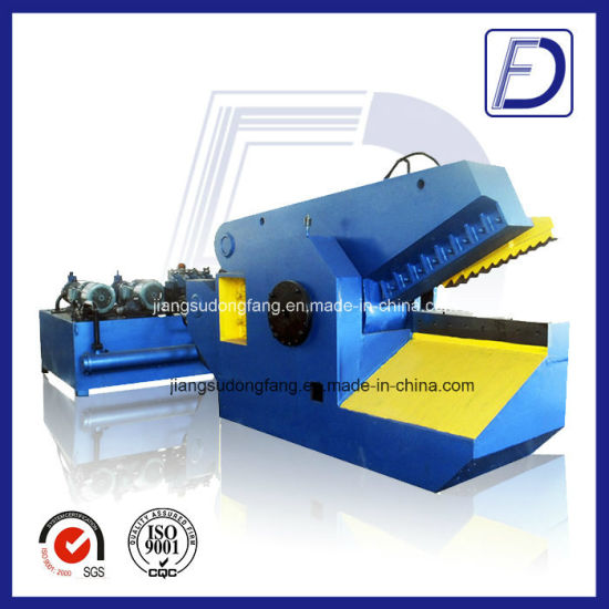China Steel Plate Cutting Shear Machine CE/ISO/BV/SGS pictures & photos
