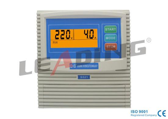 High Performance Electric Single Pumpe Control Panel (S521)