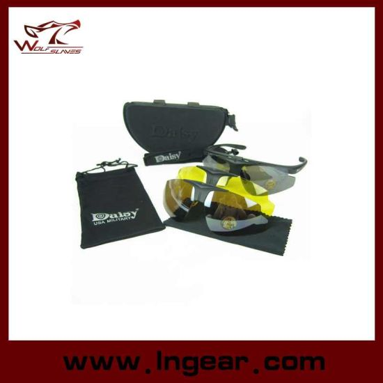 46d77228df7 C1 Desert Sun Glasses Tactical Eye Protective Riding UV400 Goggles pictures    photos