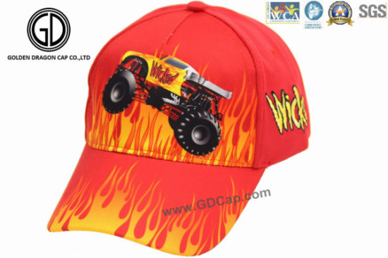 High Quality Sublimation Printed Outdoor Sports Baseball Hat, Caps pictures & photos