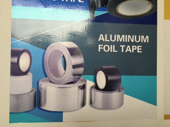 Aluminum Tape with Reinforced