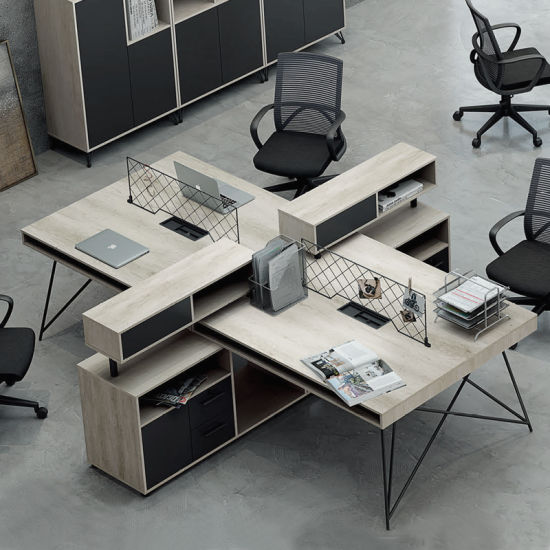 Workstation with High Quality for Office (OWCK-1001-343)