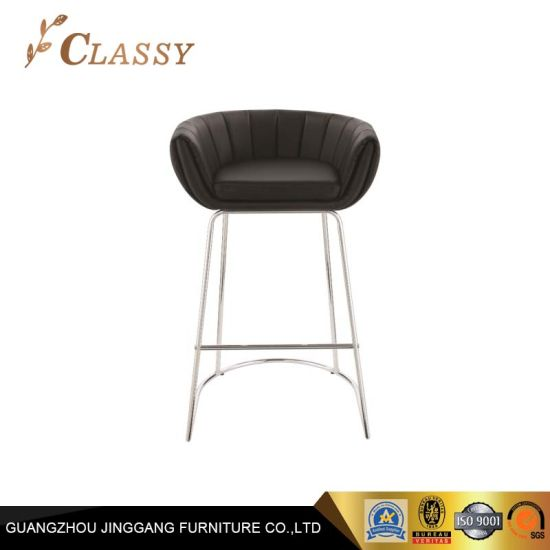 Groovy China Modern Chair Counter Stools Pu Leather Bar Chairs Unemploymentrelief Wooden Chair Designs For Living Room Unemploymentrelieforg