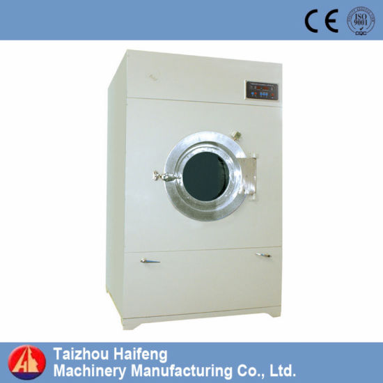 China Natural Gas Heated Tumbler Dryer (30kg) (HGQ30) for