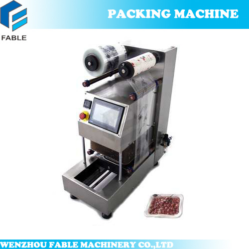 Food Tray Map Vacuum Sealing Machine (FB-1S) pictures & photos