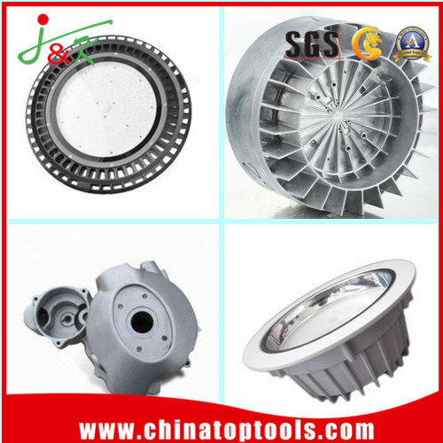 ODM/OEM Customized Aluminum Die Casting From Big Factory 16 pictures & photos