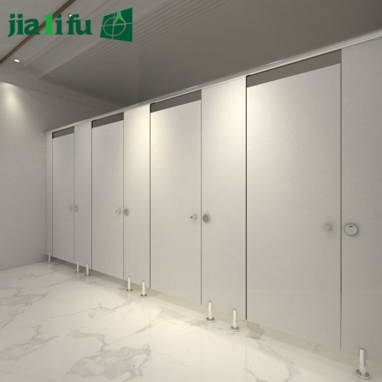 Jialifu Compact Laminates HPL Toilet Shower Partitions pictures & photos
