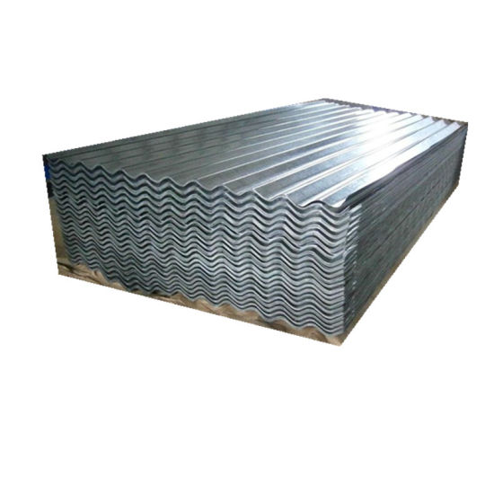 ASTM A792 Galvalume Corrugated Steel Sheet pictures & photos