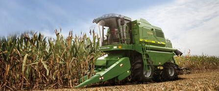Multi-Functional 7 Rows Combine Corn Harvester pictures & photos