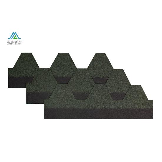Hangzhou Xinxihu Brand Factory Wholesale Mosaic Asphlat Shingles for The Roof