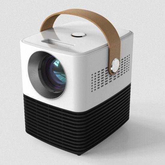 Portable Smart Mini C2 LCD Projector