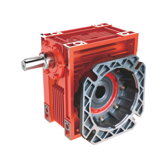 Nmrv Right Angle 90 Degree Reduction Worm Reducer Gearbox