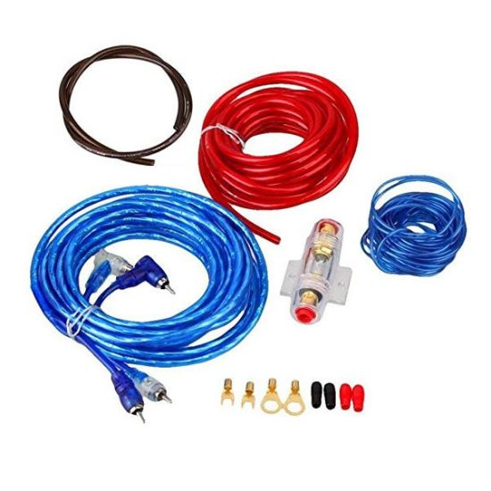 China OFC OEM Car AMP Wiring Kit Double Blister Package 4AWG Car Amplifier  Wiring Kit - China 4AWG Car Amplifier Wiring Kit, Amplifier Wiring Kit | Car Audio Wiring Kit |  | Haiyan ADS Special Cable Co., Ltd.