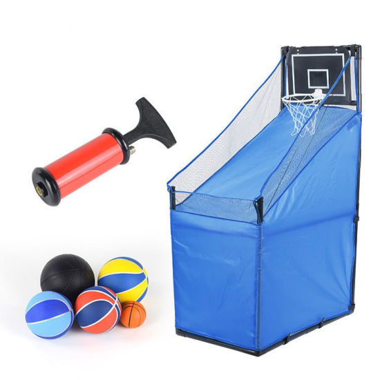 Indoor Parent-Child Activity Plastic Children's Basketball Stand Set Basketball Board